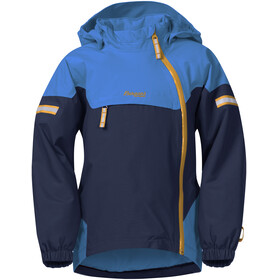 Bergans Kids Ruffen Insulated Jacket Navy/AthensBlue/Desert